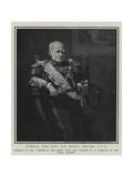 Admiral the Honourable Sir Henry Keppel Gicléetryck av Francis Barraud