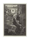 The Harvest of War Giclee Print by Felix Regamey