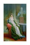Madame Mere, Maria Letizia Ramolino Bonaparte, C.1800-04 Giclee Print by Francois Pascal Simon Gerard