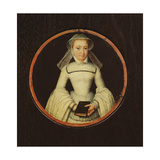 Portrait of a Dowager Giclee Print by Francois Clouet