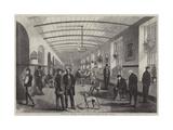 The Royal Hospital of Bethlehem, the Gallery for Men Giclée-Druck von Frank Vizetelly