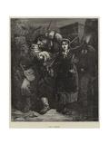 Vive La Commune! Giclee Print by Felix Regamey