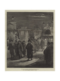 The Chinese Imperial Marriage at Pekin Giclee Print by Felix Regamey