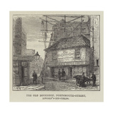 The Old Bookshop, Portsmouth-Street, Lincoln'S-Inn-Fields Reproduction procédé giclée par Frank Watkins