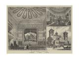 The New Theatre at Eastbourne Reproduction procédé giclée par Frank Watkins