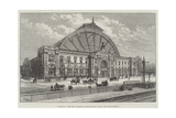 Olympia, the New National Agricultural Hall, West Kensington Reproduction procédé giclée par Frank Watkins