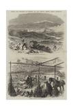 Scenes and Sketches in Caprera Giclée-Druck von Frank Vizetelly