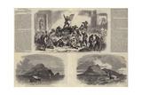 The Revolution in Sicily Giclée-Druck von Frank Vizetelly