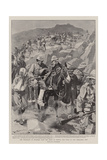 The Transport of Wounded from the Field of Battle, the Work of the Ambulance Men Giclee Print by Frederic De Haenen