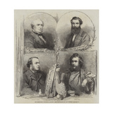 New Associates of the Royal Academy Giclee Print by Frederick John Skill