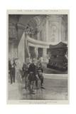 The Czar's Visit to Paris Giclee Print by Frederic De Haenen