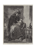 The First-Born, in the International Exhibition Giclee Print by Frederick Goodall