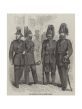 The Uniform of the 1st Surrey Rifles Giclee Print by Frederick John Skill