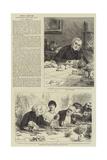 People I Have Met, the Rector Reproduction procédé giclée par Frederick Barnard
