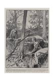 Mr Winston Churchill's Escape from Pretoria, Waiting for the Night to Come Giclee Print by Frederic De Haenen