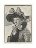 Sunday Morning Giclee Print by George Edward Robertson