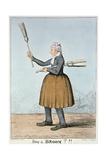 Buy a Broom!!, 1825 Lámina giclée por George Cruikshank