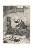 Double Punishment Giclee Print by George Edward Robertson