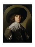 Prince Rupert (1619-82) Nephew of King Charles I (1600-49) Lámina giclée por Gerrit van Honthorst
