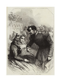 A Scene in French Life Stampa giclée di George Housman Thomas