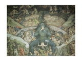 Scenes from the 'Inferno' Giclee Print by Giovanni Da Modena