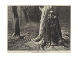 The Exile of Siberia in Sight of St Petersburg Giclee Print by George Elgar Hicks