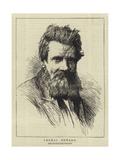 Thomas Edward Giclee Print by George Reid