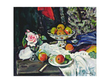 Still Life, 1930 Giclee Print by George Leslie Hunter