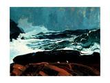 Lobster Cove, Monhegan, Maine, 1913 Giclee-trykk av George Wesley Bellows
