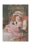 Friend or Foe, 1907 Giclee Print by George Sheridan Knowles