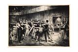 Business-Men's Class, 1916 Reproduction procédé giclée par George Wesley Bellows
