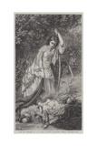 The Fair Haymaker Giclee Print by George Elgar Hicks