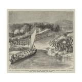 Mr H M Stanley's Expedition Reproduction procédé giclée par Godefroy Durand