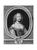 Anne Gonzaga, Peincess Palatine Giclee Print by Gilles Rousselet