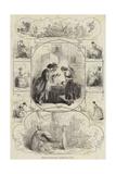 Home Mythology Reproduction procédé giclée par Hablot Knight Browne