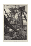 The Great Wheel at Earl's Court as Seen from Below Giclee Print by Henri Lanos