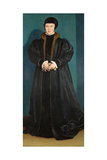 Christina of Denmark (1522-90) Duchess of Milan, Probably 1538 Reproduction procédé giclée par Hans Holbein the Younger