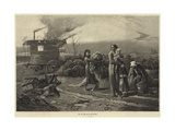 Homeless Giclee Print by Henry Benjamin Roberts