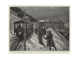 The Open-Air Cure for Consumption at Leysin Giclee Print by Henri Lanos