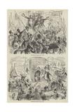 The Election of 1852 Reproduction procédé giclée par Hablot Knight Browne
