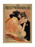 At the Concert, 1896 Lámina giclée por Henri de Toulouse-Lautrec