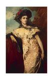 Portrait of Franziska Charlemont Giclee Print by Hans Makart