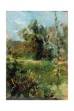 Claro del bosque Lámina giclée por Henri de Toulouse-Lautrec