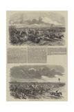 Liverpool Grand National Steeple Chase Reproduction procédé giclée par Harrison William Weir