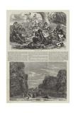 Picturesque Sketches of London Reproduction procédé giclée par Hablot Knight Browne