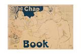 Irish and American Bar, Rue Royale; Poster for 'The Chap Book', 1895 Lámina giclée por Henri de Toulouse-Lautrec
