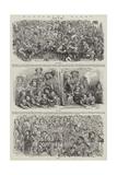 Pantomime Night Reproduction procédé giclée par Hablot Knight Browne