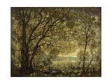 Long Pond, 1907 Giclee Print by Henry Ward Ranger