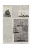 Yachting, Past and Present Reproduction procédé giclée par Henry Charles Seppings Wright