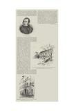 The Rossini Centenary Giclee Print by Herbert Railton